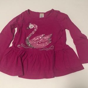 Gymboree girls long sleeve